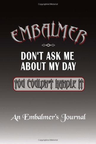 embalmer's journal