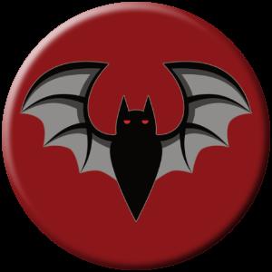 popsocket phone grip red bat