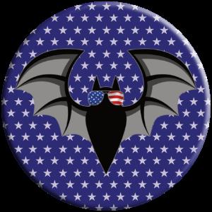 PopSocket phone grip patriotic bat blue