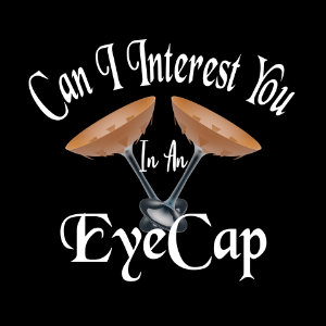 embalmer can I interest you in an eyecap tshirt
