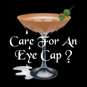embalmer care for an eye cap tshirt