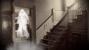 ghostly visitations