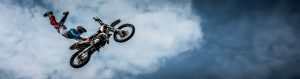 blog post motorcycle jump risk taking