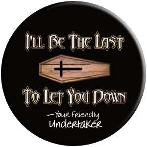 I'll be the last to let you down PopSocket
