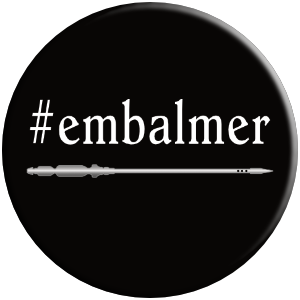 #embalmer with trocar PopSocket