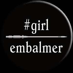 #girl emblamer with trocar PopSocket