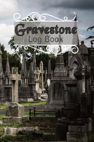gravestone log book genealogy old cemetery color