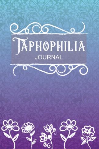 taphophilia journal cemetery lovers genealogy purple blue