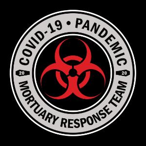 covid-19 pandemic mortuary response team