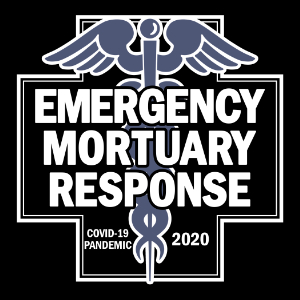 emergency mortuary response pandemic 2020