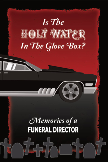funny funeral director hearse journal