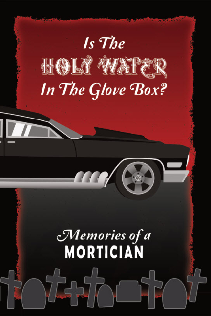 funny mortician hearse journal gift