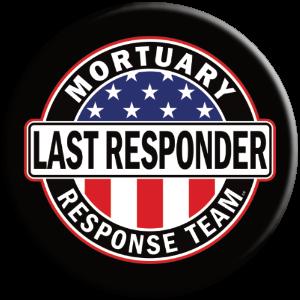 last responder american flag mortician popsocket gift