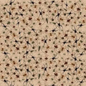creep spiders - arachnid pattern