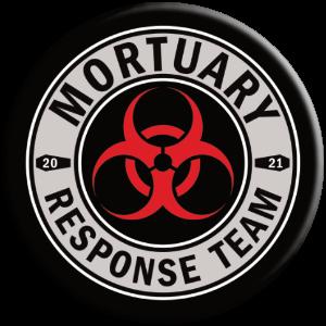 mortuary response team 2021 biohazard popsocket gift