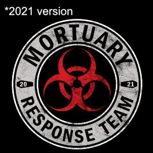 mortuary response team 2021 biohazard gift