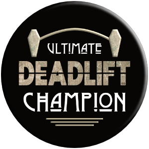 ultimate deadlift champion funny funeral director gym popsocket gift